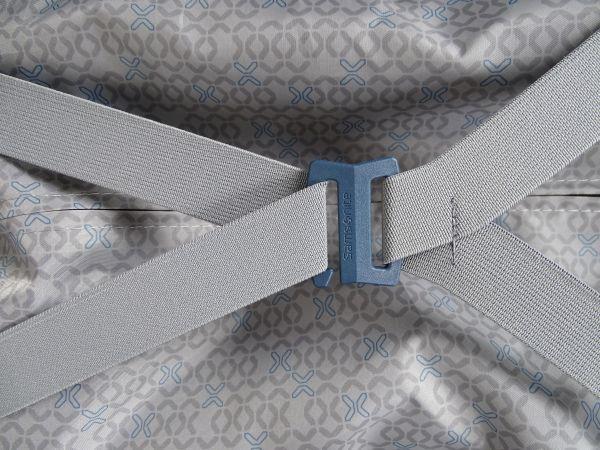 Samsonite Neopulse Test Kreuzspanngurt