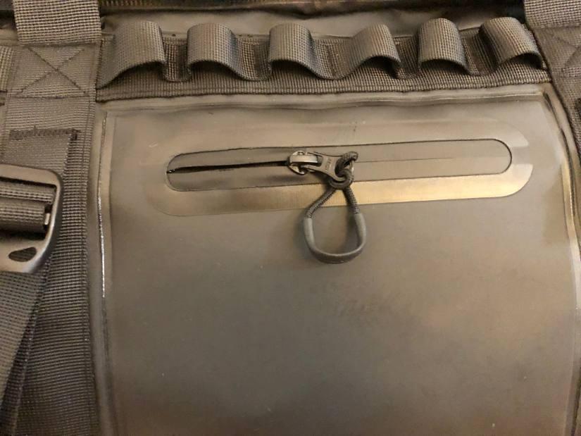 Außentasche für Dokumente Outdoor Reisetasche