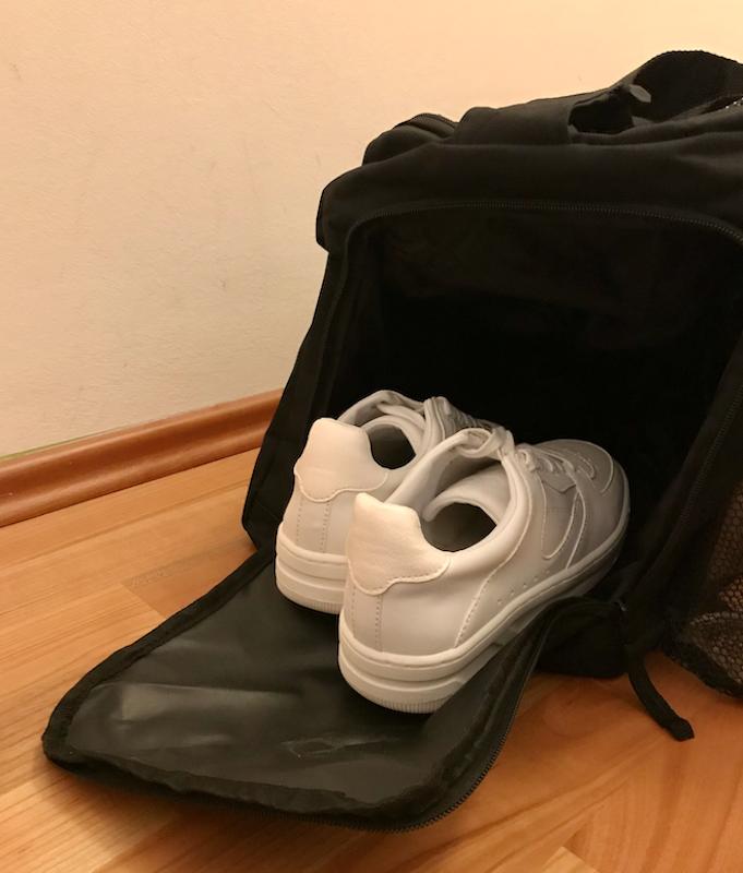 Schuhfach